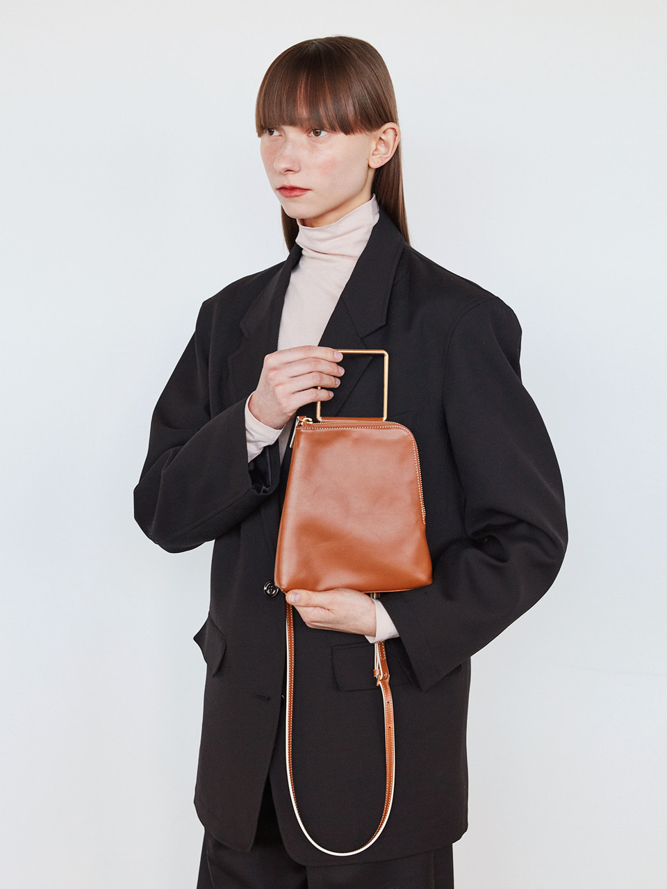 [20SS] BREEZE HANDLE_brown
